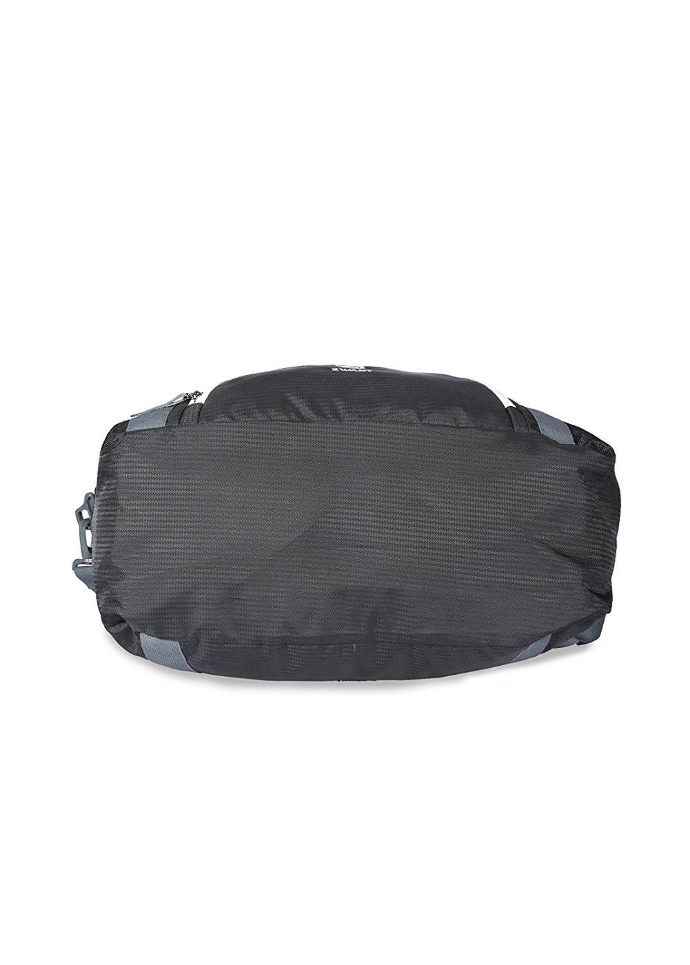 d1340a7e54 Zwart TOUREZ Black and Grey 30L Duffel Gym Bag – Zwart